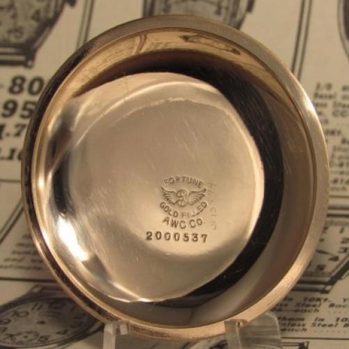 Hampden Grade No. 60 Pocket Watch Image