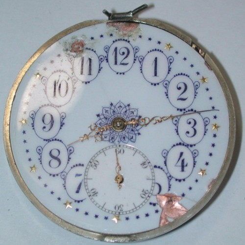 Illinois Grade 171 Pocket Watch Image