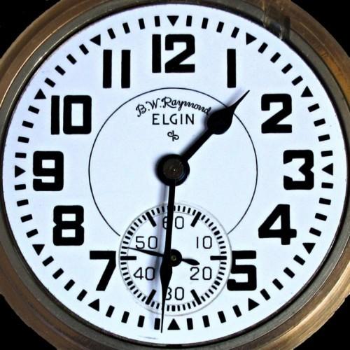 Image of Elgin 455 #23386091 Dial