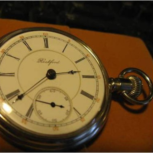 Rockford Grade 101 Pocket Watch Image