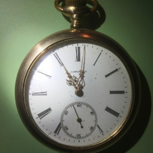 Longines Grade  Pocket Watch Image