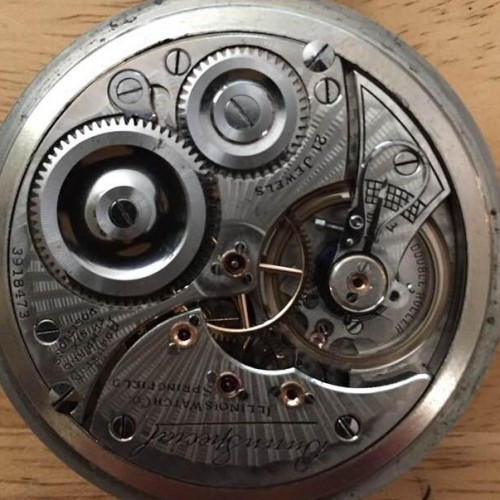Image of Illinois Bunn Special #3918473 Movement