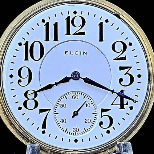 Image of Elgin 388 #16803872 Dial