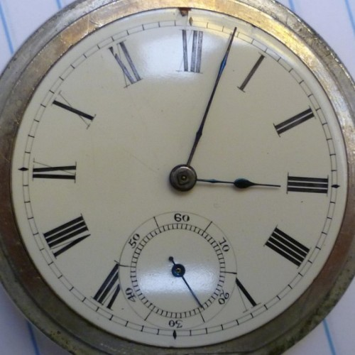 Image of Waltham Home Watch Co. #2842978 Dial
