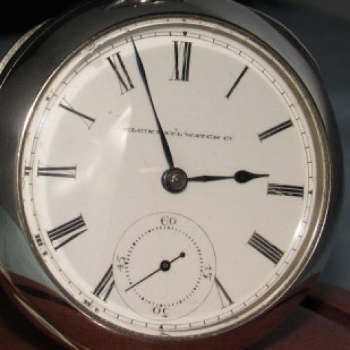 Image of Elgin 60 #476046 Dial