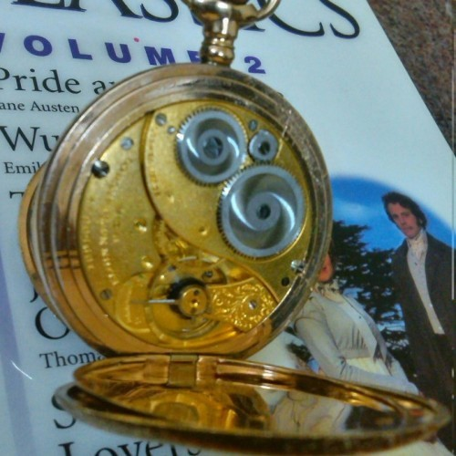Elgin Grade 310 Pocket Watch Image