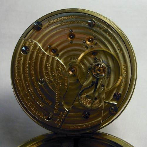 Ball - Hamilton Grade 999H Pocket Watch Image