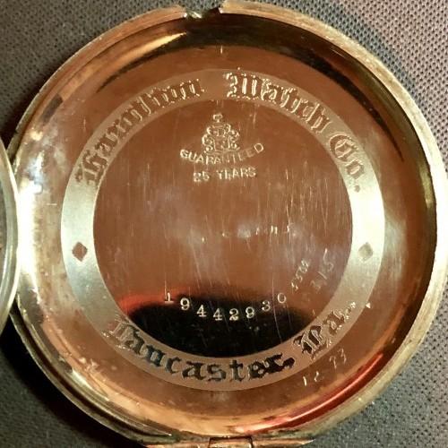 Image of Hamilton 910 #1892588 Case