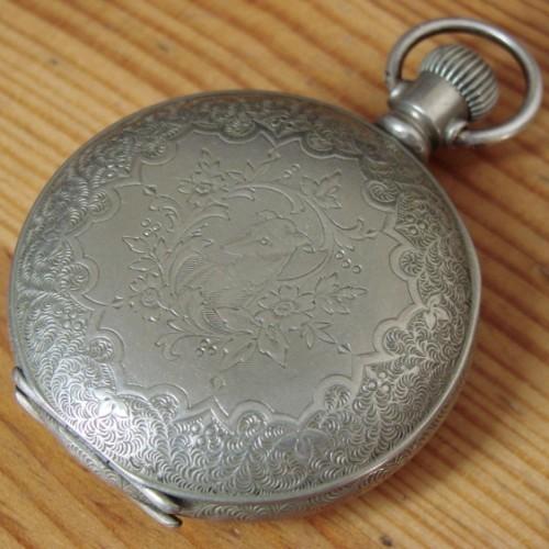 Rockford Grade 161 Pocket Watch Image