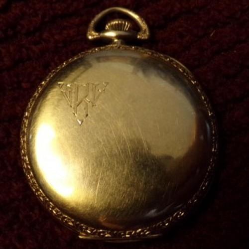 Hamilton Grade 910 Pocket Watch Image