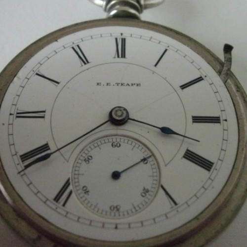 Image of Hampden No. 55 #342077 Dial