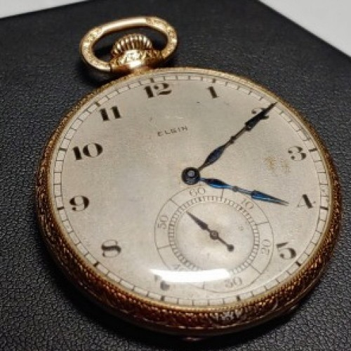 Elgin Grade 384 Pocket Watch