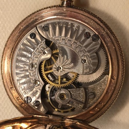 Seth Thomas Grade 46 Pocket Watch Image
