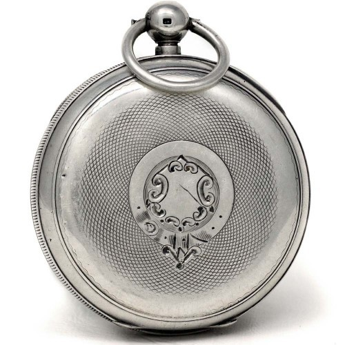 Other Grade English Lever Fusee Pocket Watch Image