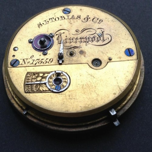 Other Grade S.I. TOBIAS & Co. Pocket Watch Image