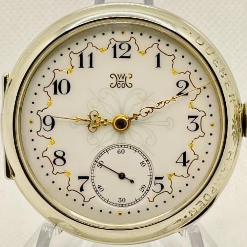Hampden Grade No. 80 Pocket Watch Image