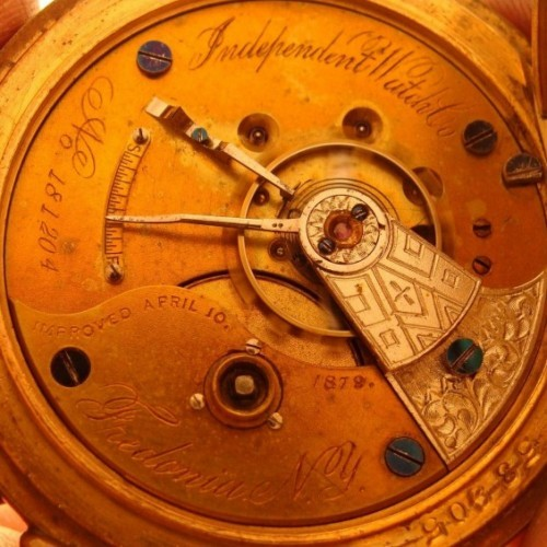 Independent Watch Co. Grade  Pocket Watch Image
