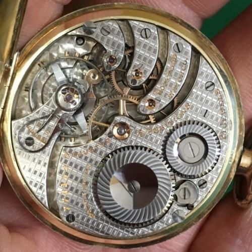 Rockford Grade 310 Pocket Watch Image