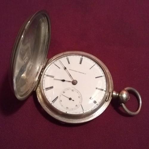 Elgin Grade 12 Pocket Watch