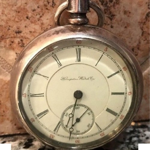 Hampden Grade No. 67 Pocket Watch Image