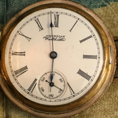Waltham Grade No. 60 Pocket Watch Image