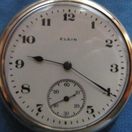 Image of Elgin 291 #21715028 Dial
