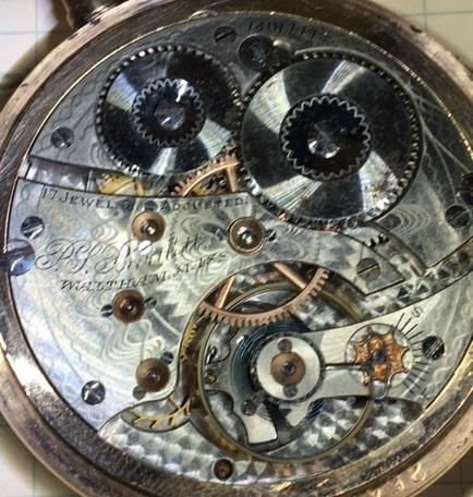 Waltham mass pocket watch activation code