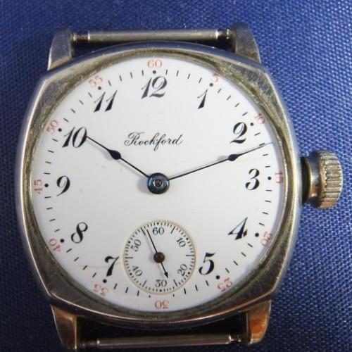 Rockford Grade 150 Pocket Watch Image