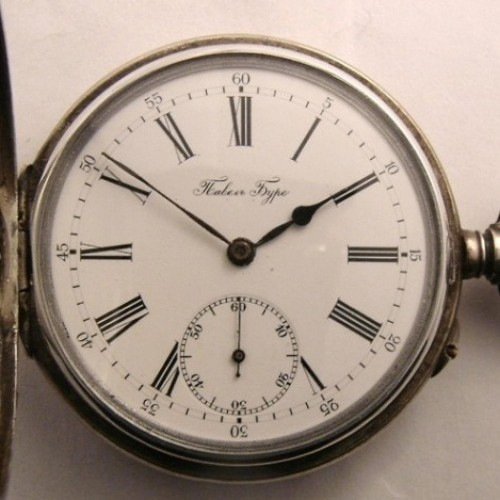 Other Grade Paul Buhre Pocket Watch Image