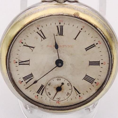 Bannatyne Watch Co. Grade  Pocket Watch Image