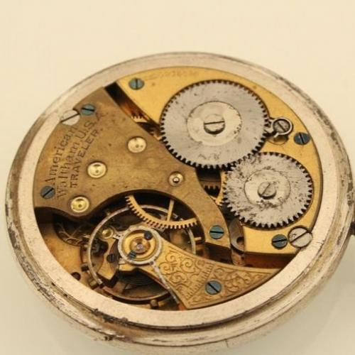 Image of Waltham Traveler #20975556 Movement