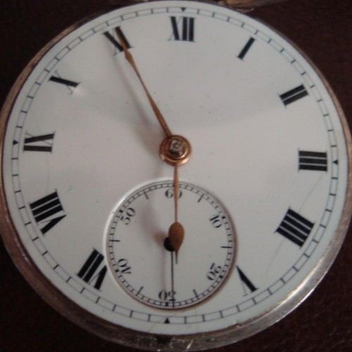 Other Grade Possibly made by Rotherham & Sons  Pocket Watch Image
