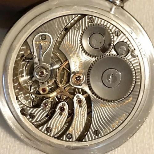 Rockford Grade 305 Pocket Watch Image