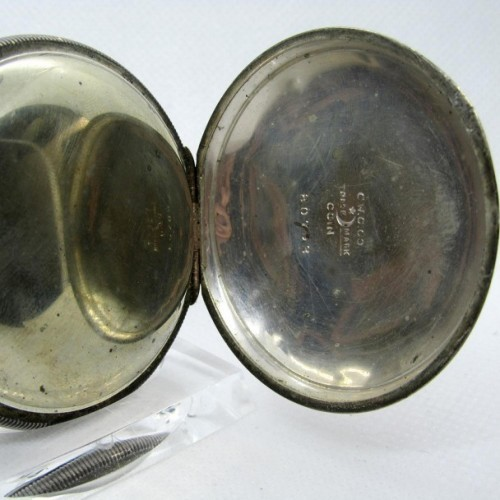 Hampden Grade Gladiator Pocket Watch Image