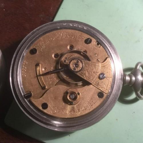 Illinois Grade 2 Pocket Watch Image