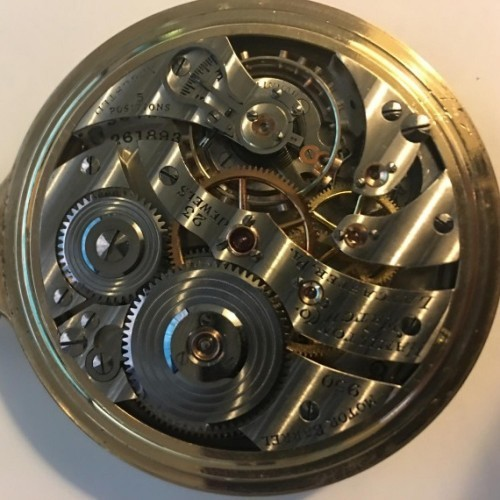 Hamilton Grade 950E Pocket Watch Image
