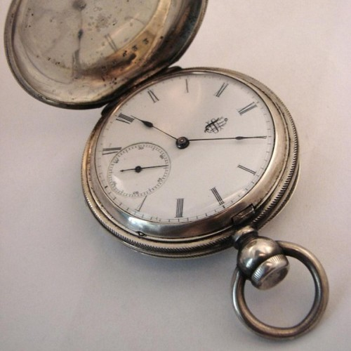 U.S. Watch Co. (Marion, NJ) Grade Young America Pocket Watch Image