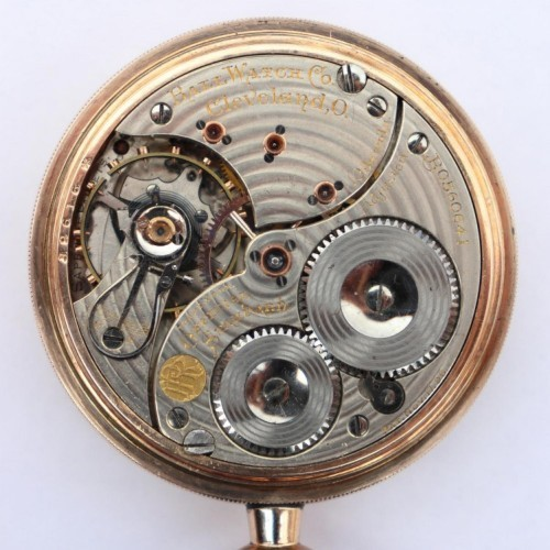 Ball Grade Official Standard Pocket Watch Image