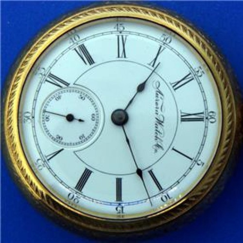 Image of Aurora Watch Co.  #54561 Dial