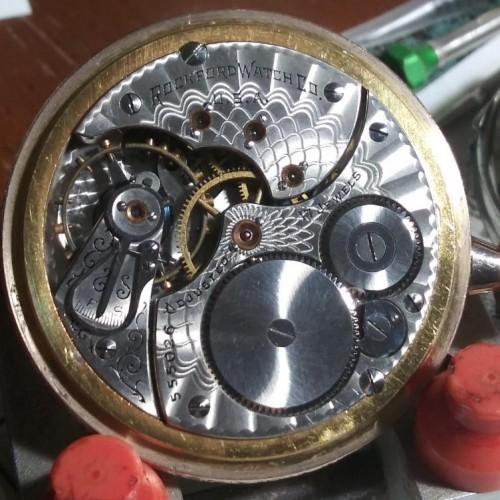 Rockford Grade 560 Pocket Watch Image