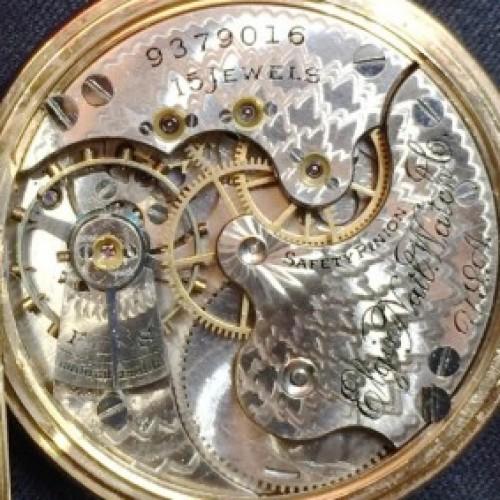 Elgin Grade 223 Pocket Watch Image