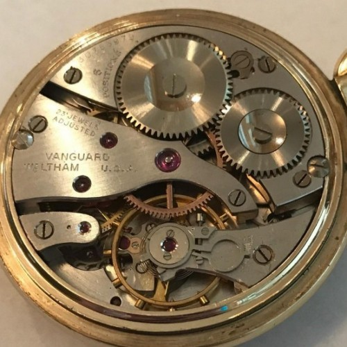 Image of Waltham Vanguard #30753979 Movement