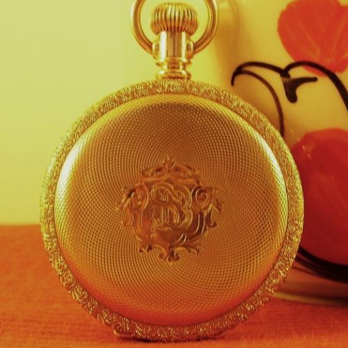 Waltham Grade H Pocket Watch Image