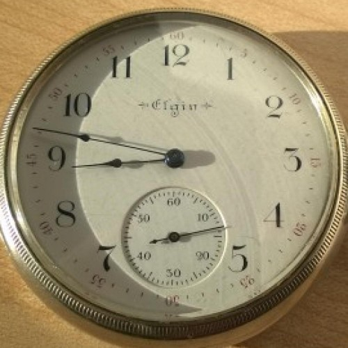 Image of Elgin 185 #7662227 Dial