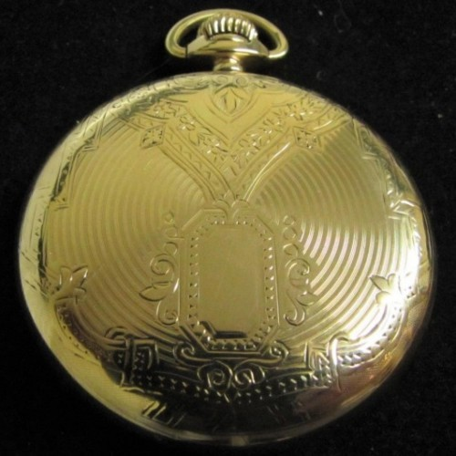 Rockford Grade 625 Pocket Watch Image