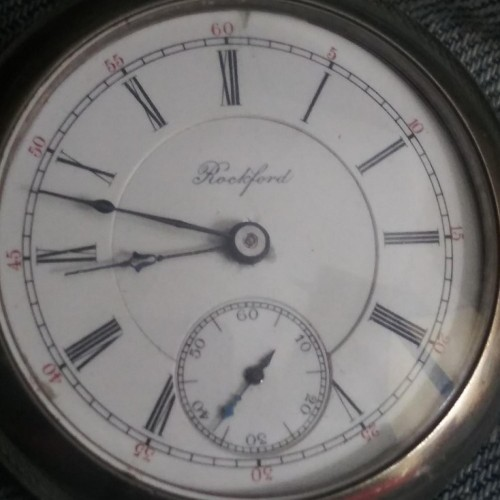 Image of Rockford 102 #376733 Dial