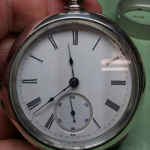 Auburndale Watch Co. Grade  Pocket Watch Image