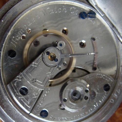 Hampden Grade No. 30 Pocket Watch Image
