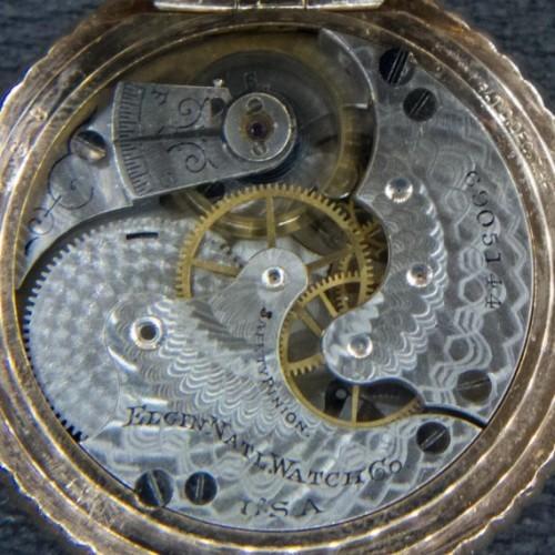 Elgin Grade 175 Pocket Watch Image