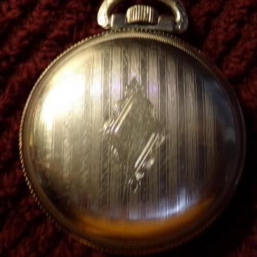 Hamilton Grade 927 Pocket Watch Image